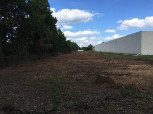 Final Site & Land Clearing at Industrial Site