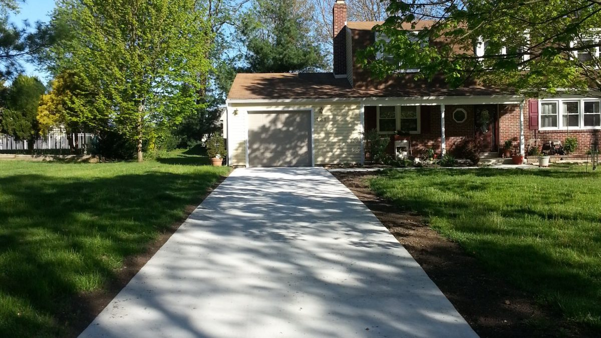 Providing Residential & Commercial Concrete Installation